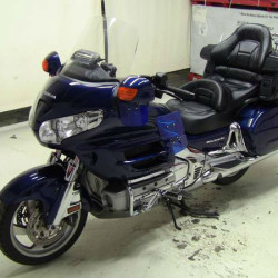 2007 HONDA GL1800HPNA GOLDWING POWER SPORTS BAY 1