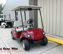2014 Yamaha Drive EFI gas golf cart 1