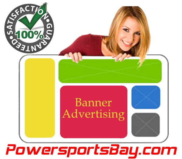 power sports dealer advertising