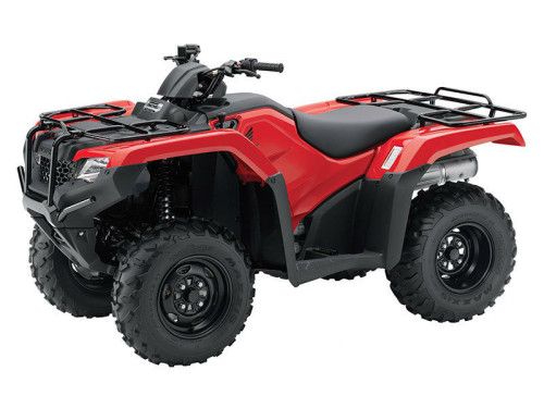 2014 Honda FourTrax Rancher ES 1